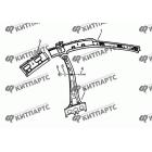 Стойки панели кузова передние