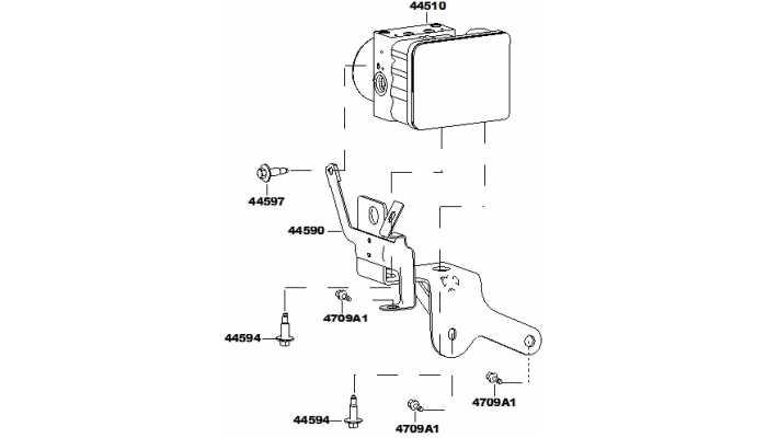 Блок ABS FAW V5