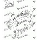 Панель задняя (хетчбэк)